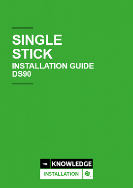 Single Stick Installation Guide