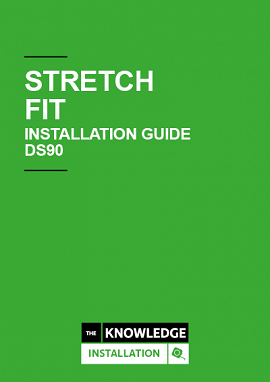 Stretch Fit Installation Guide